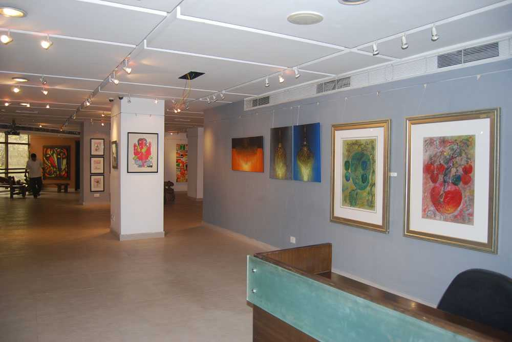 Gallery Kolkata, Art Galleries in India