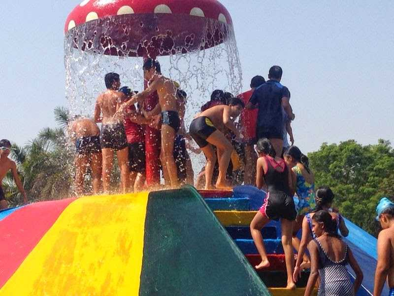 Mayank Blue Water Park, Waterparks in Indore