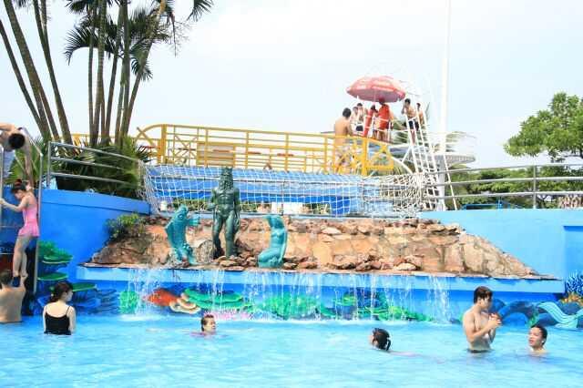 Ho Tay Water Park Hanoi Vietnam