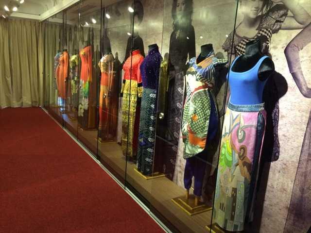 Ao Dai Museum Ho Chi Minh City Vietnam