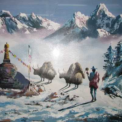 Universal Art Gallery, Art Galleries in Kathmandu