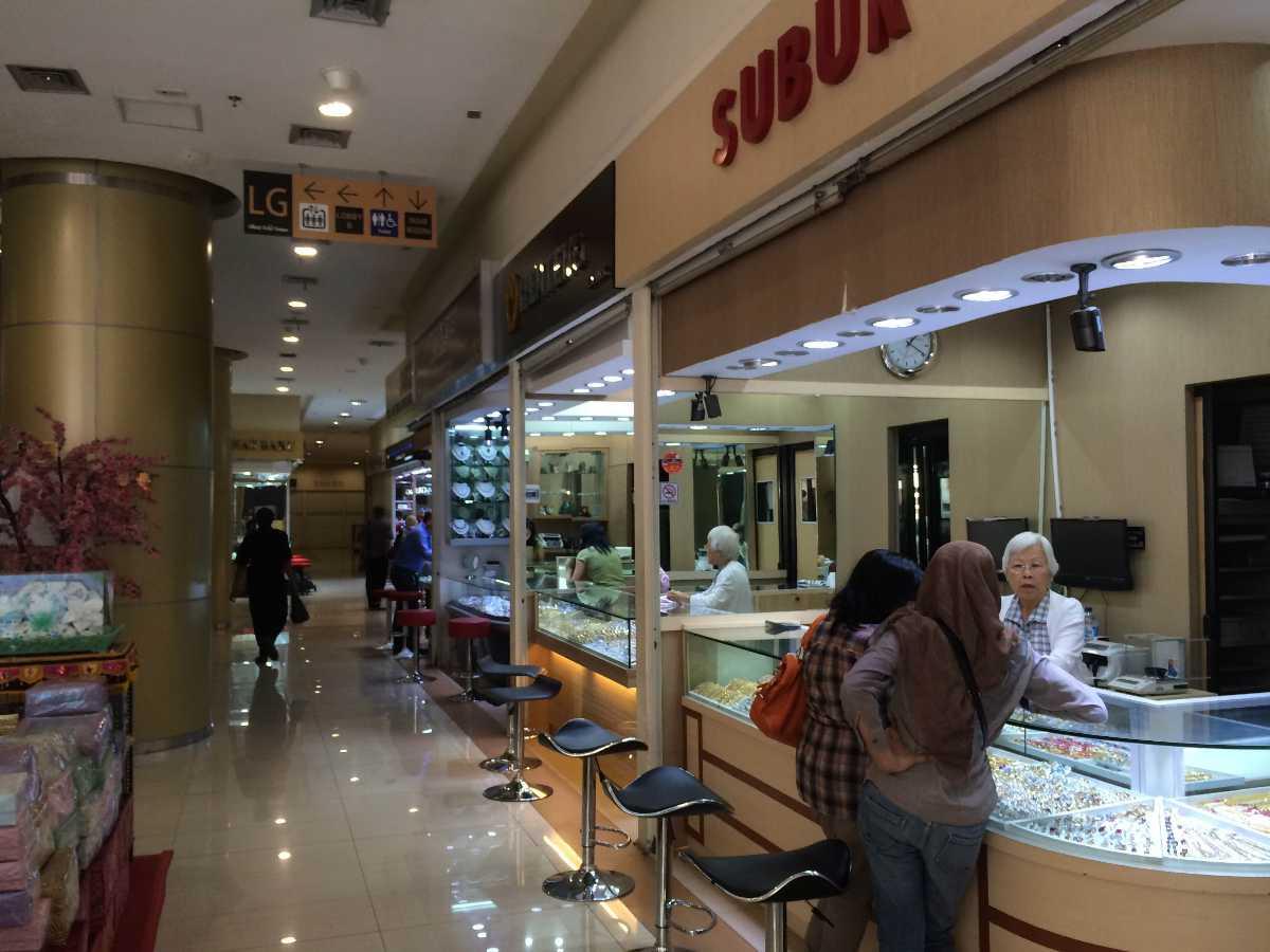 Cikini Gold Centre, Shopping in Jakarta
