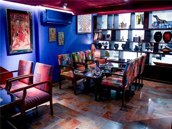 Cafe @Blu, Offbeat Cafes in Indore