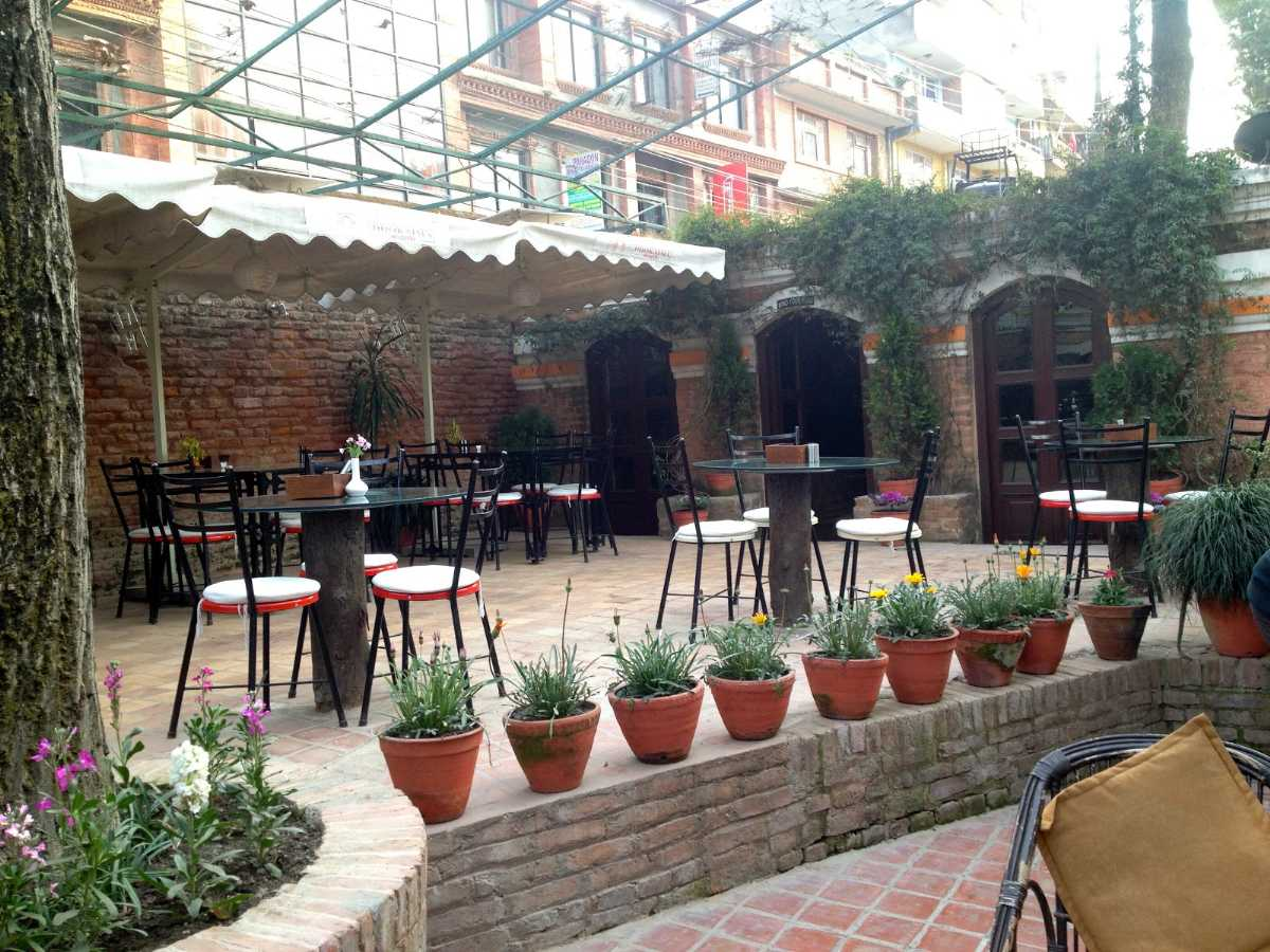 Dhokaima Cafe, Top 15 Cafes in Kathmandu