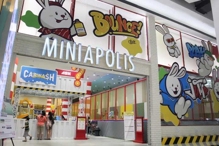 Miniapolis Kids Club Plaza Indonesia