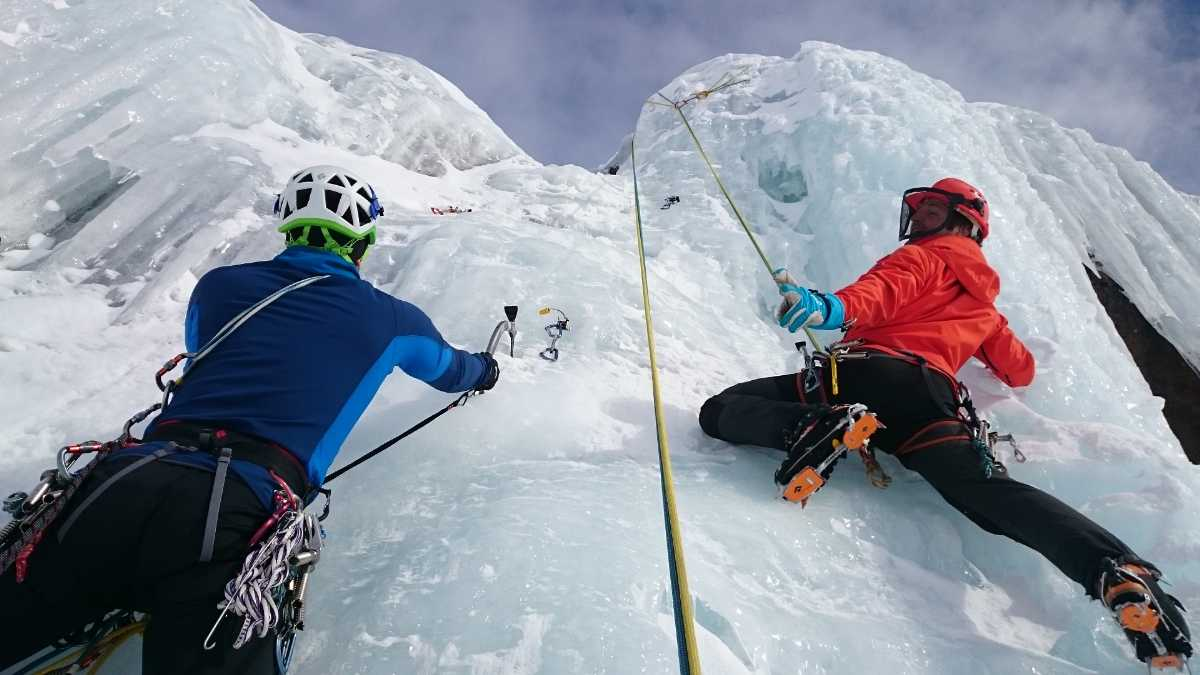 Ice Climbing, 12 Of The Most Dangerous Adventure Sports In The World!