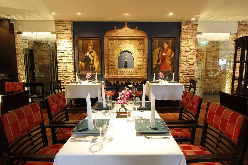 Indian Restaurants in Bangkok, Indus Restaurant