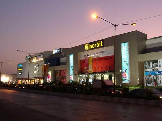 malls in mumbai, inorbit mall