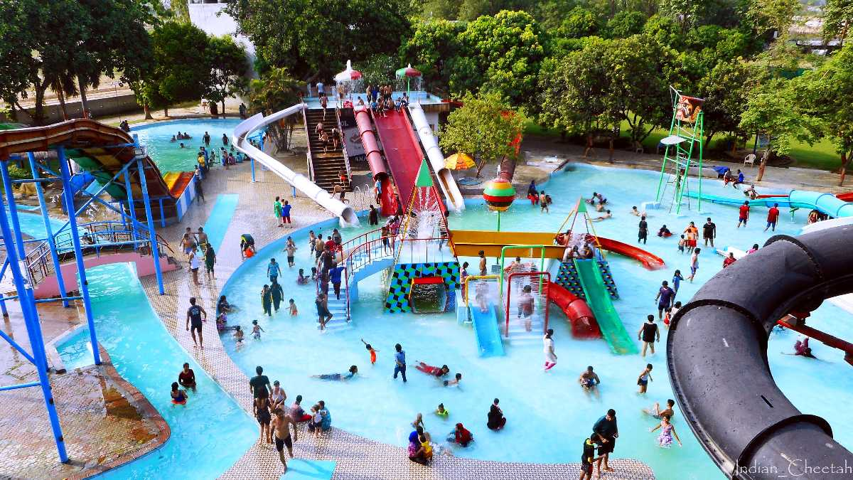 Wet 'n' Wild Water Park, Gurgaon | Holidify