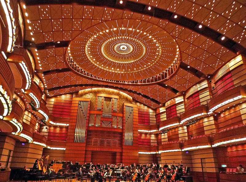 Petronas Philharmonic Hall