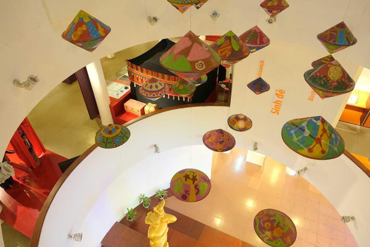 Inside the Vietnamese Women's Museum of Hanoi