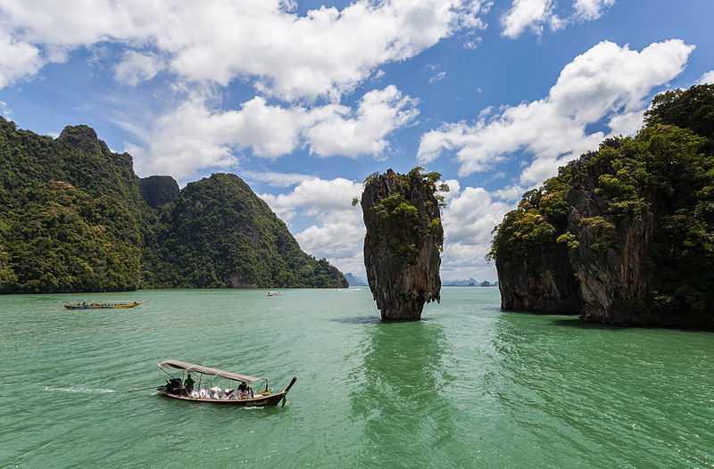 Isla Tapu near Phuket, Bali or Phuket