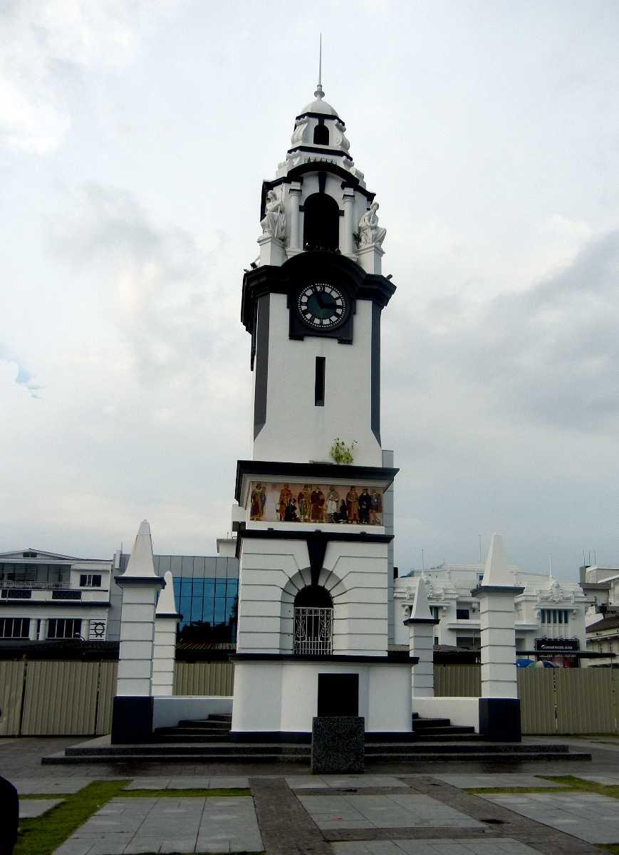 Birch Memorial Clock Tower, Ipoh