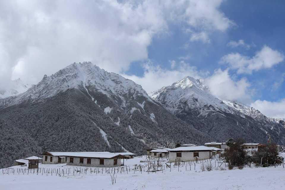 Jigme Dorji National Park