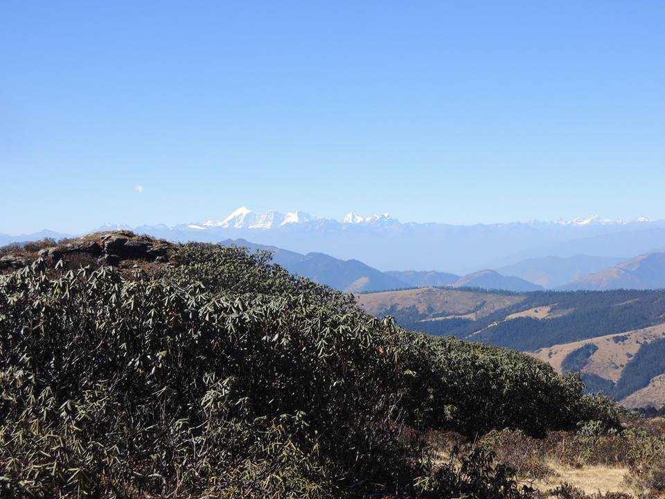 Jigme Singye Wangchuk National Park