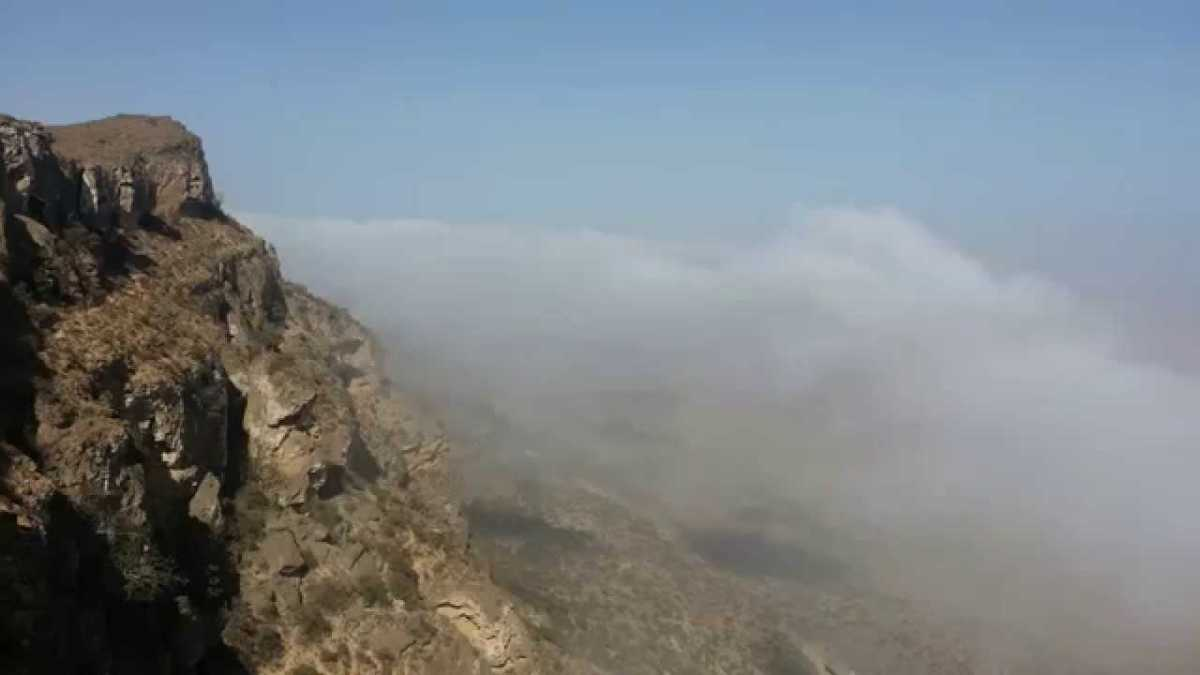 Jebel Samhan, Best hike in oman