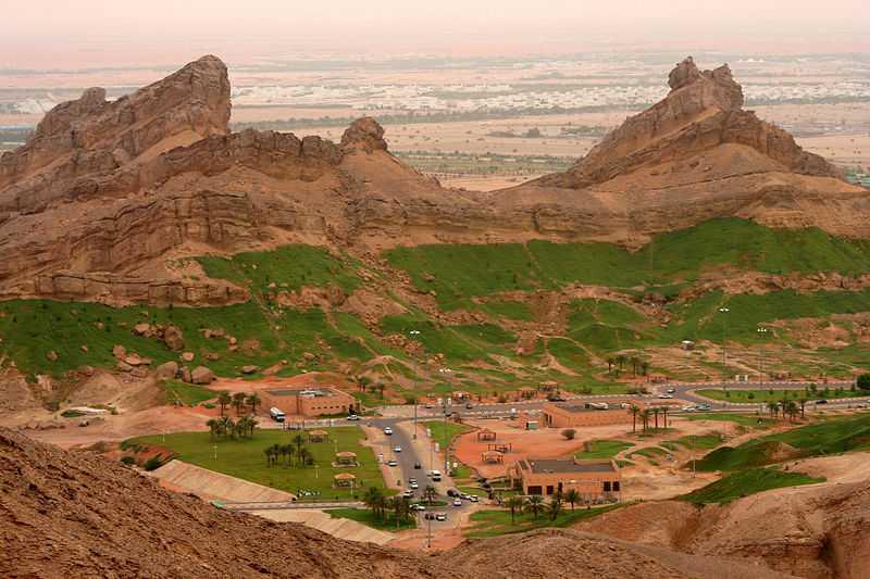 Jebel Hafeet Park