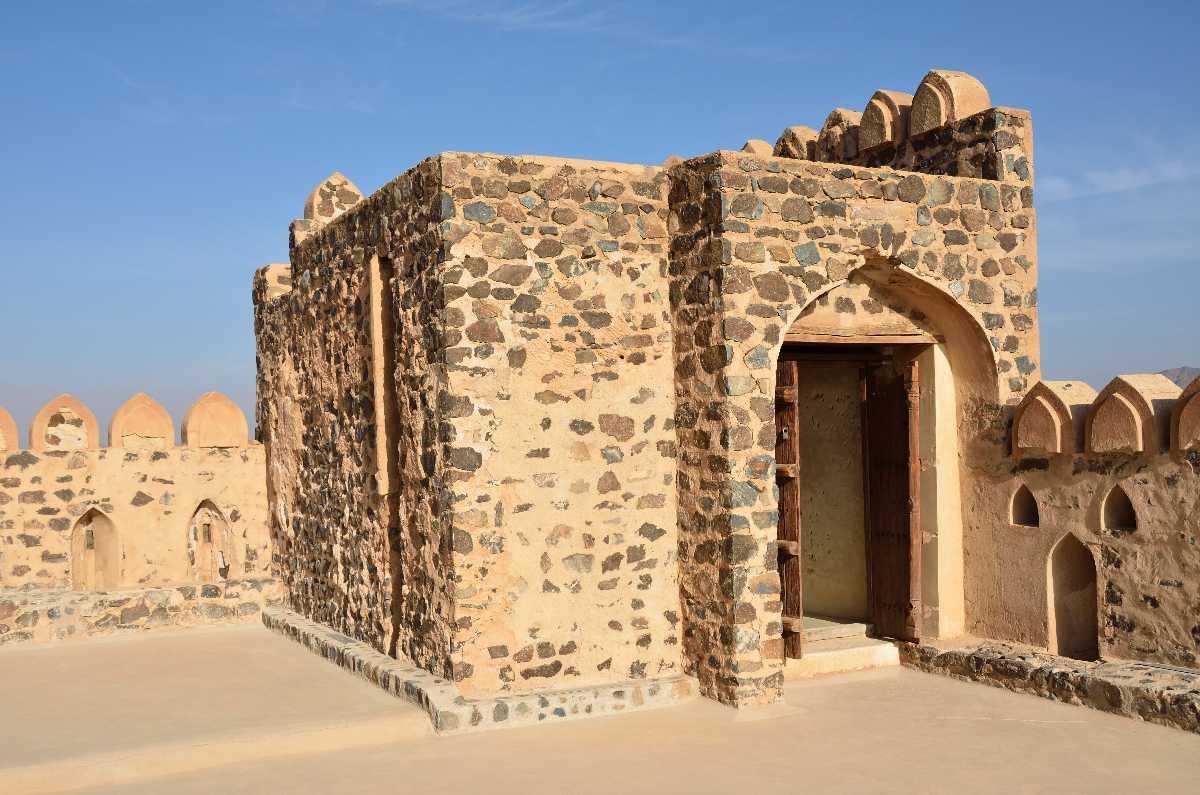 Jabrin Castle, Bahla