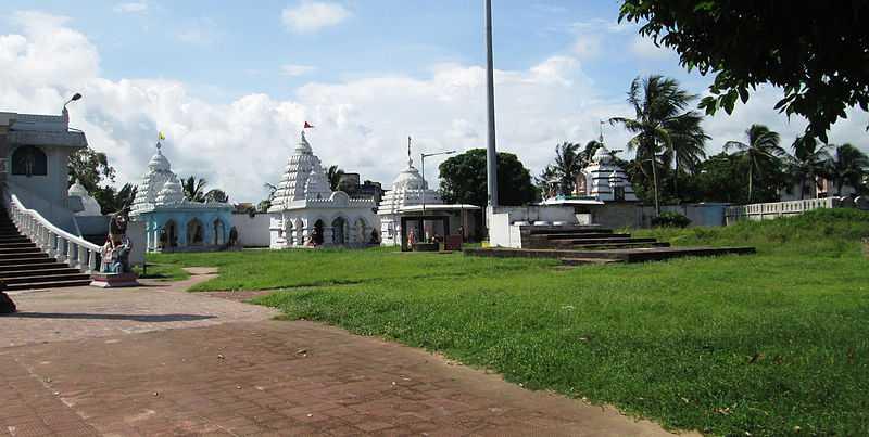 Jagannath Temple, Paradeep