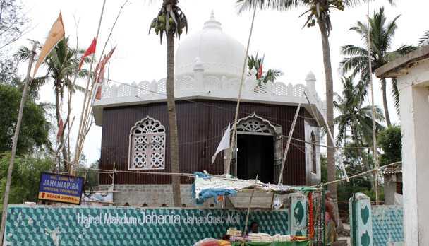 Jahania Pir Shrine at Astaranga Beach