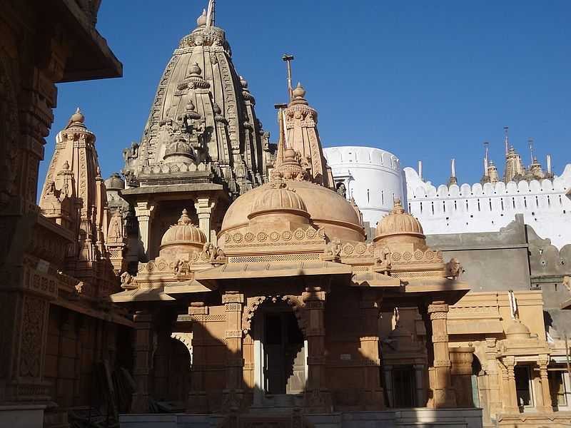 Palitana Temple