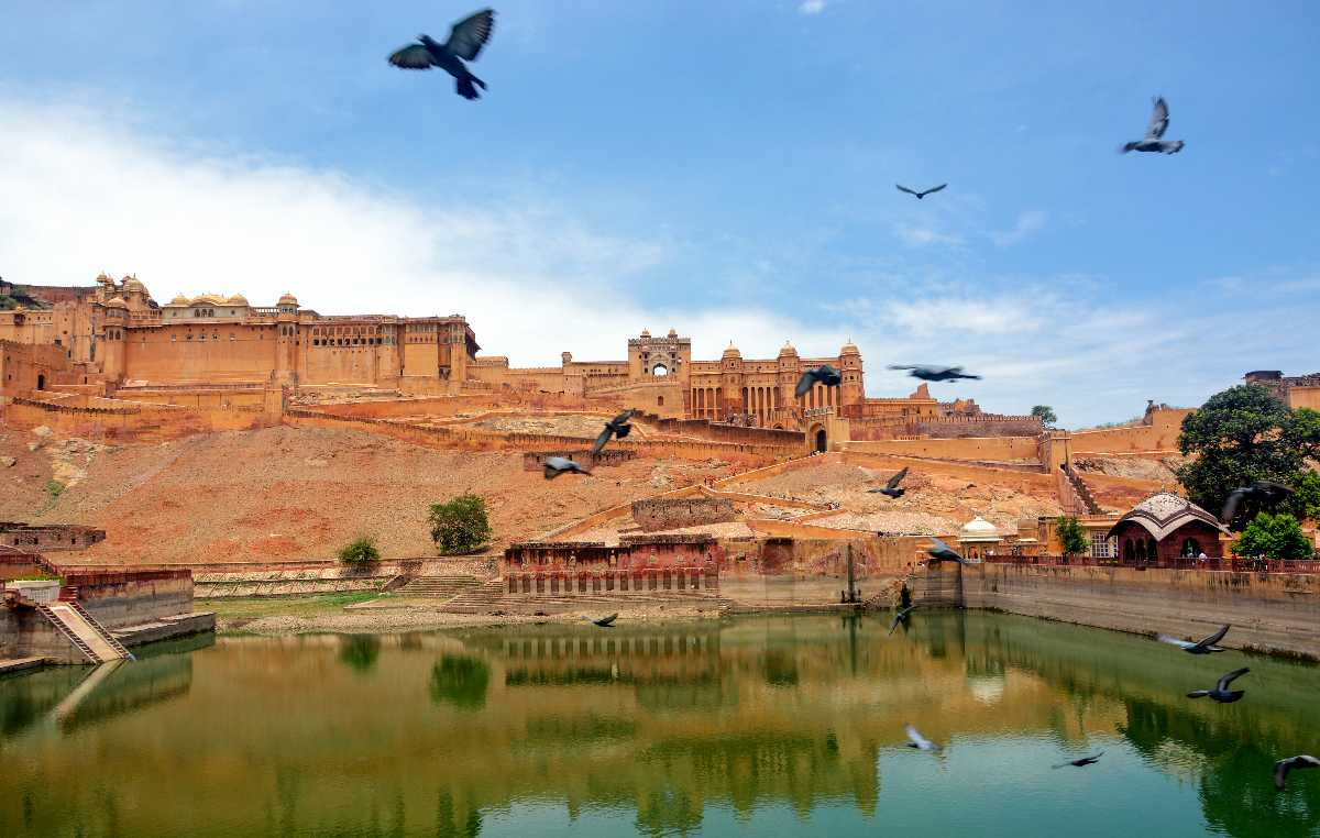 Jaipur Jaigarh Fort