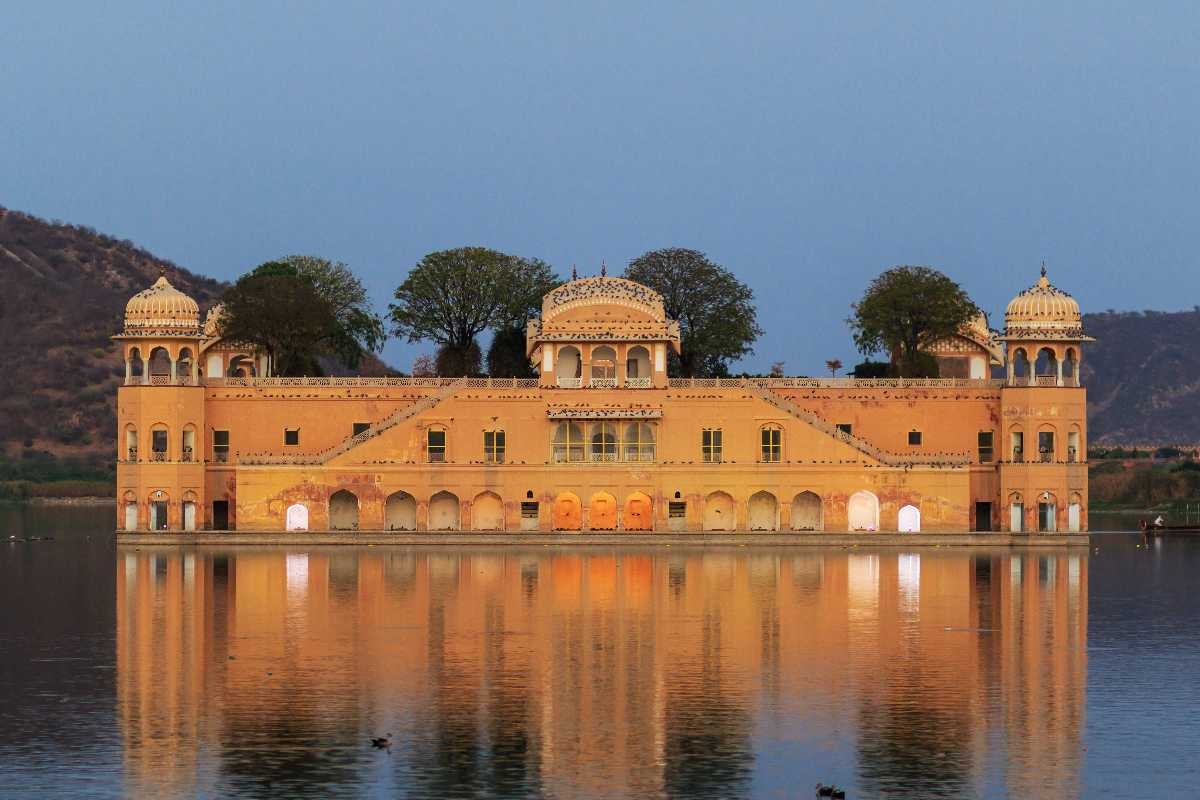 Jal Mahal, Romantic Places in Jaipur