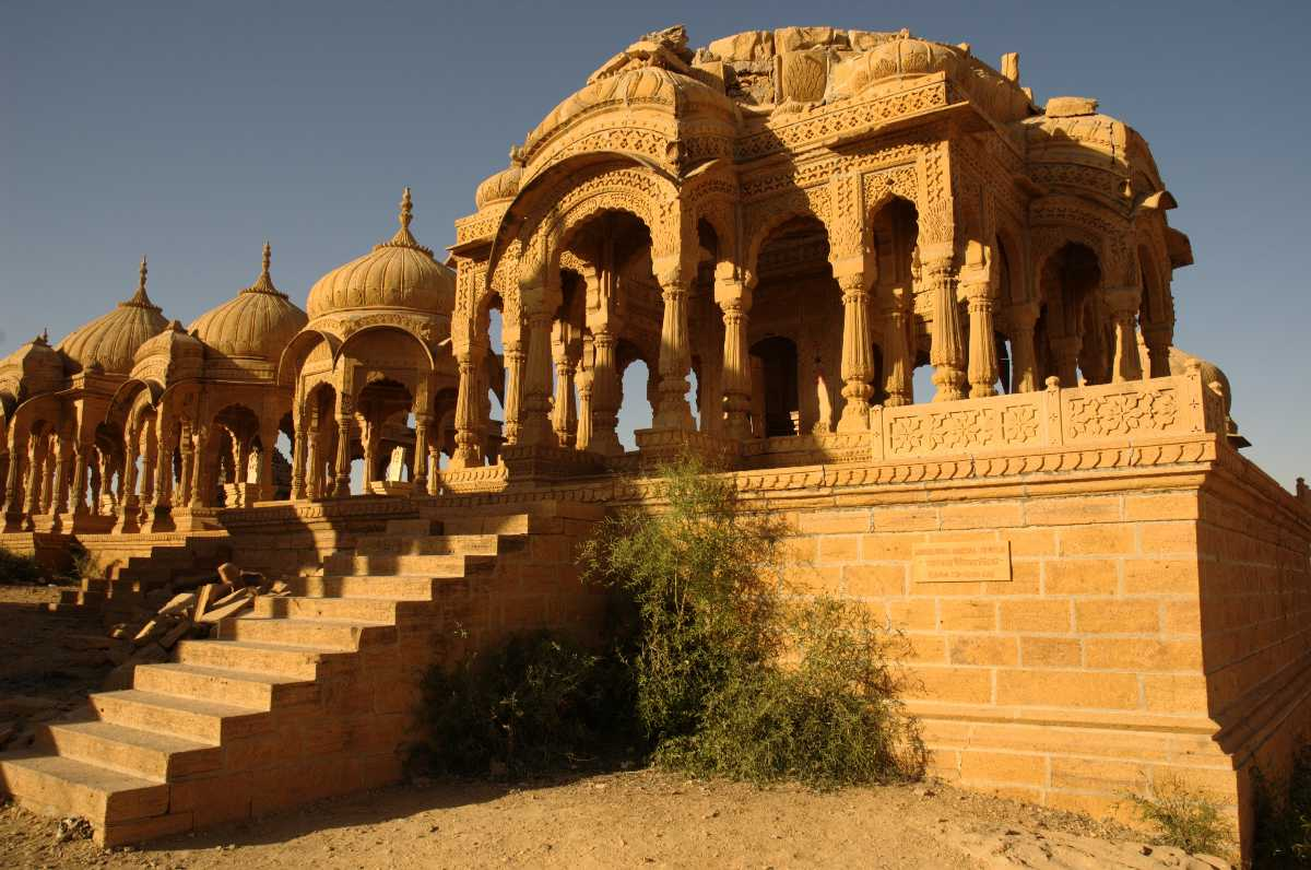 Jaisalmer, Palace on Wheels