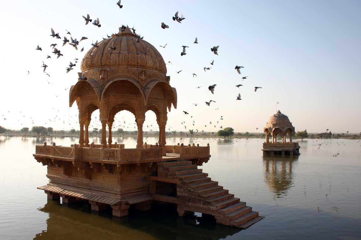 Jaisalmer Amar Sagar