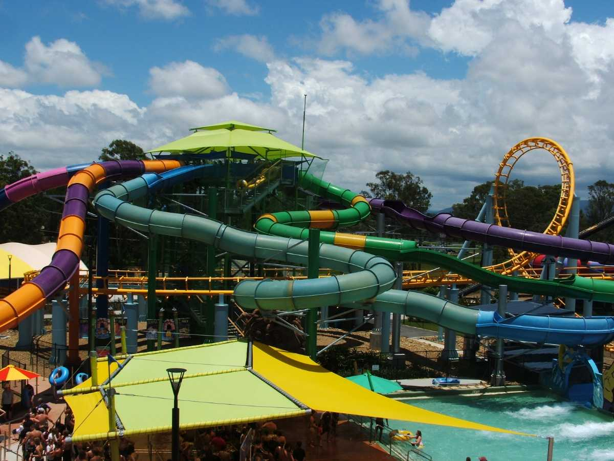 Jaldhara Water World, Water Parks in Gujarat