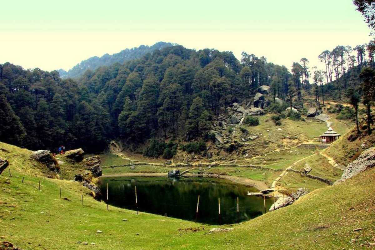 unexplored places in himachal pradesh, Jalori Jot