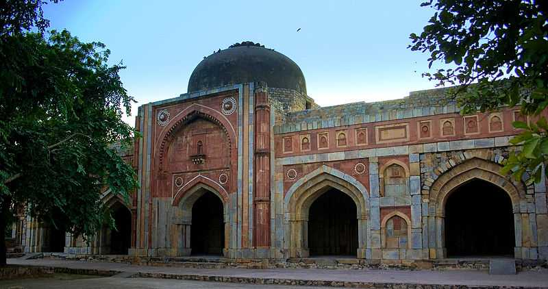 Haunted Places in India, Jamali Kamali