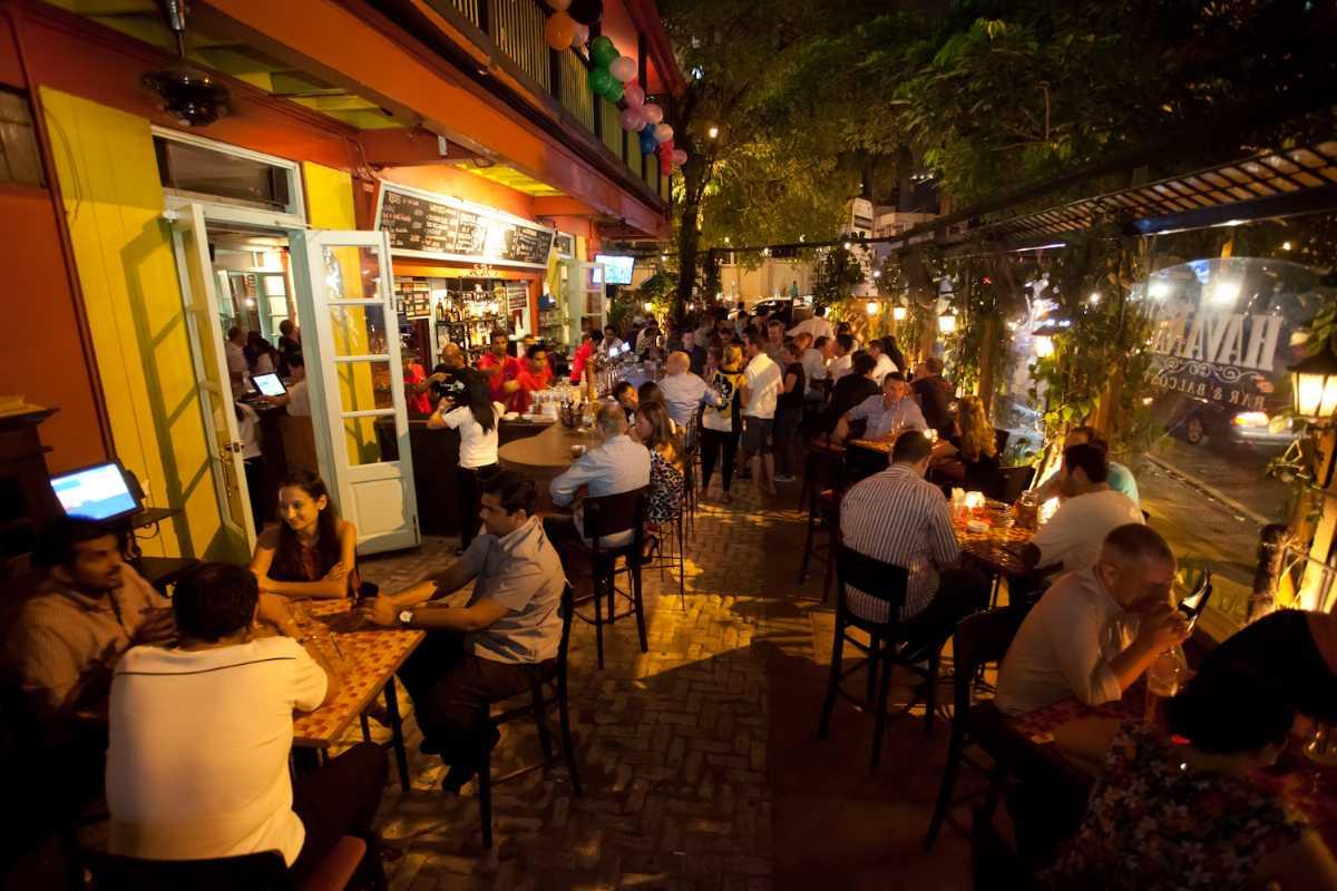 Havana Bar and Grill, Nightclubs in Kuala Lumpur