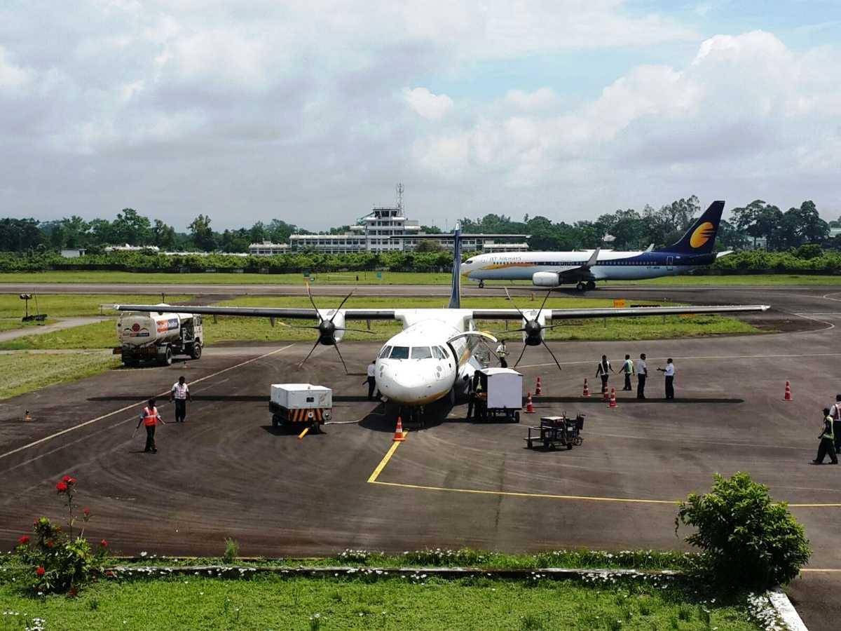 Resultado de imagen para airlines Assam airports