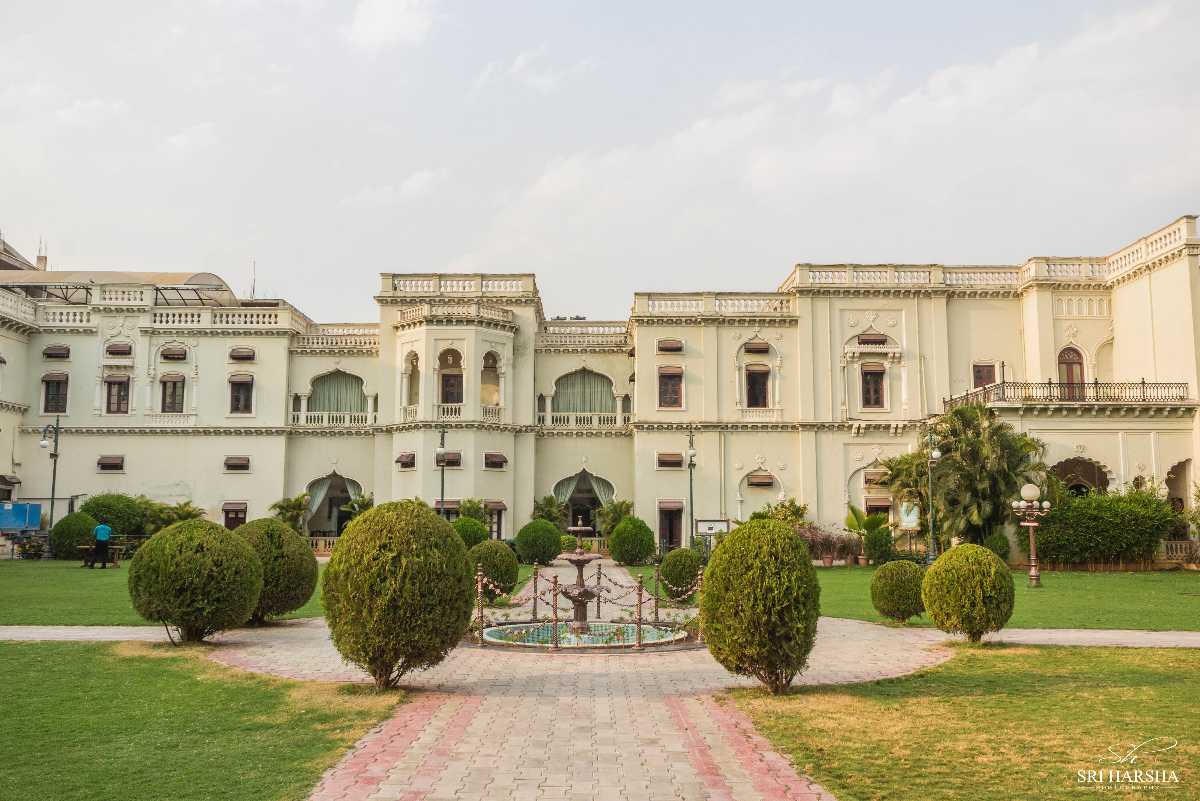 Chiran Fort Palace