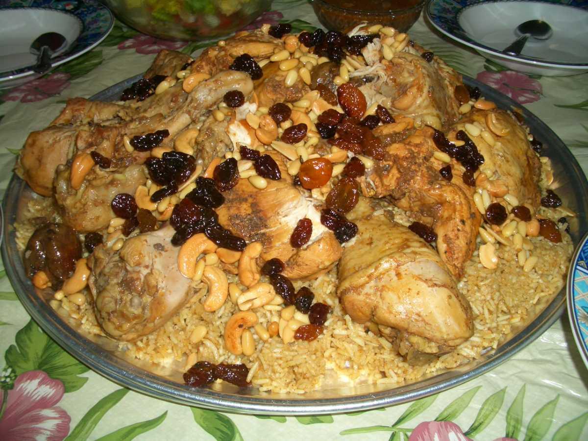 غذاهای عمانی ، مجبوس