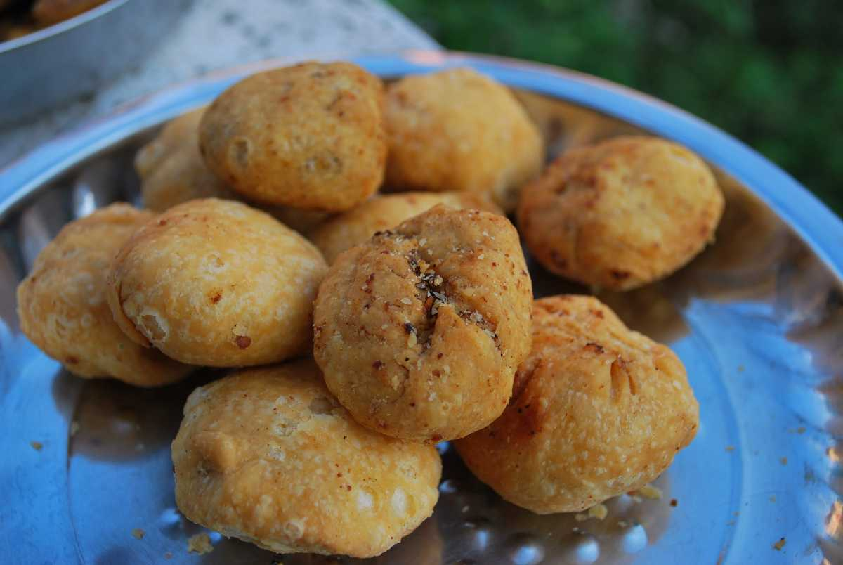 Kachori, Street food in vadodara