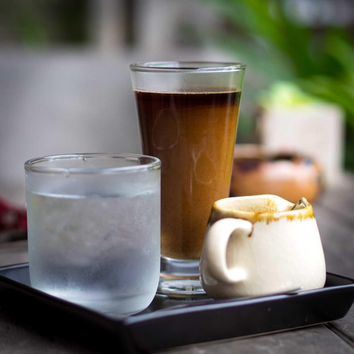 Kah Feh Yen, Thailand's Iced Coffee