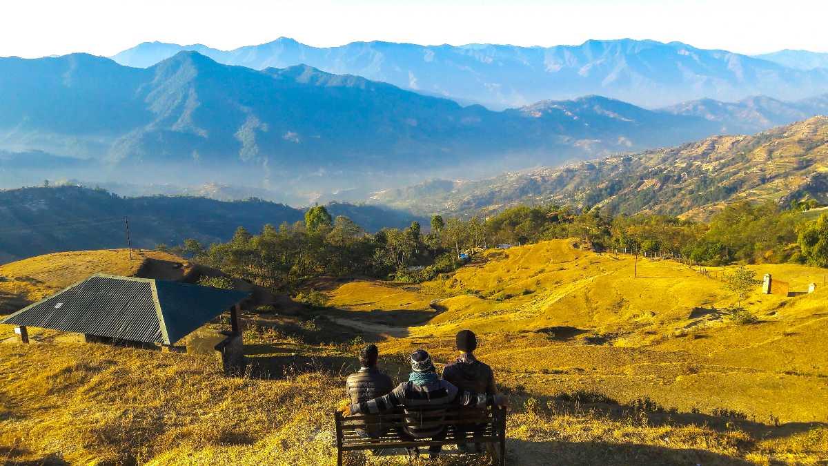 Kakani, Hiking in Nepal