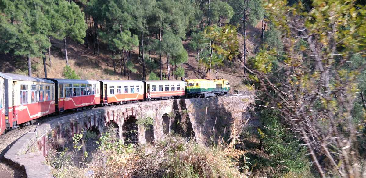 The Mountain Railways of India, world heritage site in india
