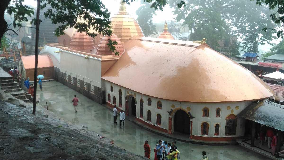 Maa Kamakhya Devi Temple, Guwahati