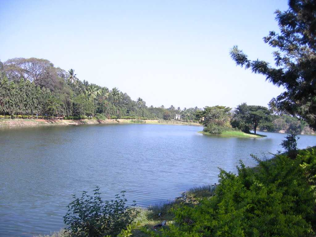 Lakes in Bangalore, Kengeri Lake