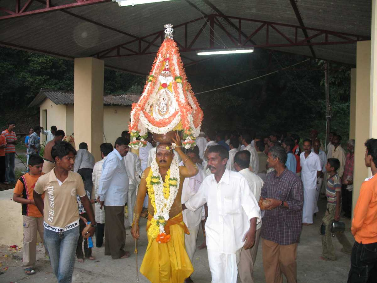 Karaga Festival, Festivals in Bangalore
