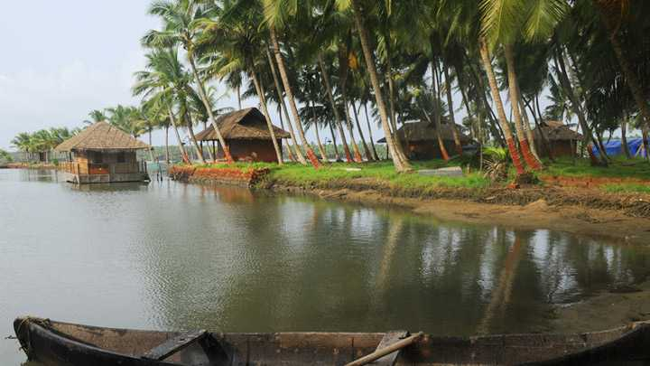 Padanna Backwaters, Kasaragod
