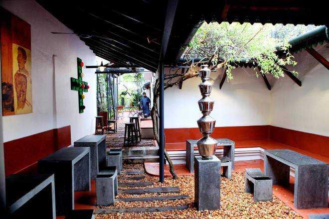 Kashi Art Cafe, Best Cafes In Kochi