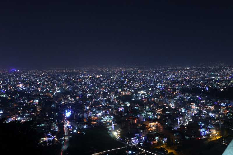 Nightlife in Nepal