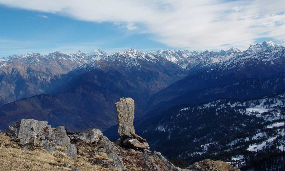 Kedarkantha Trek, Easy Treks in Uttarakhand and Himachal Pradesh