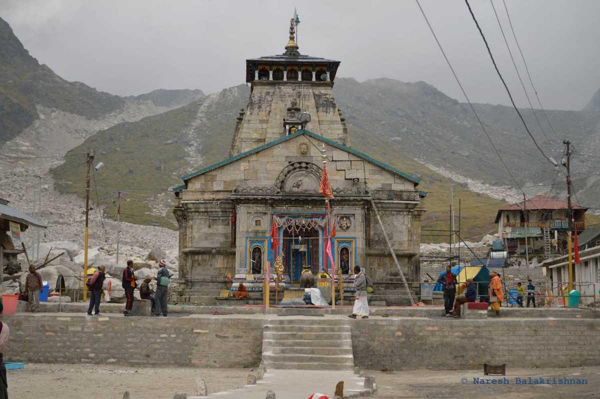 Kedarnath Jyotirlinga, Uttarakhand
