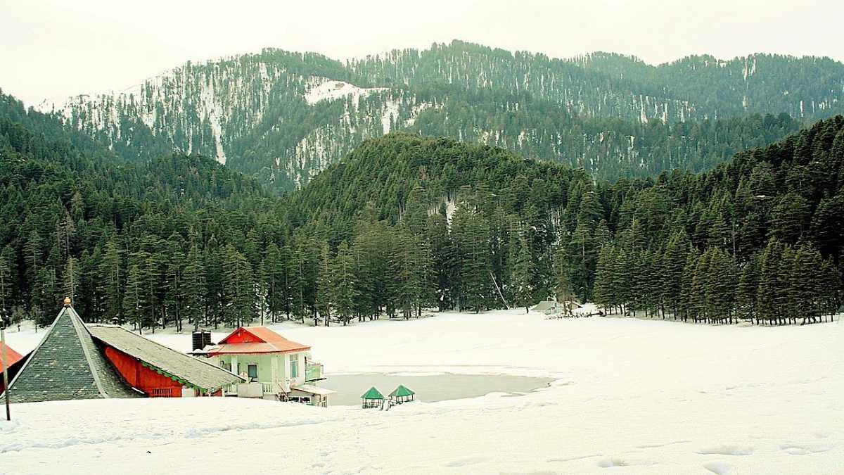 Khajjiar - Switzerland of India