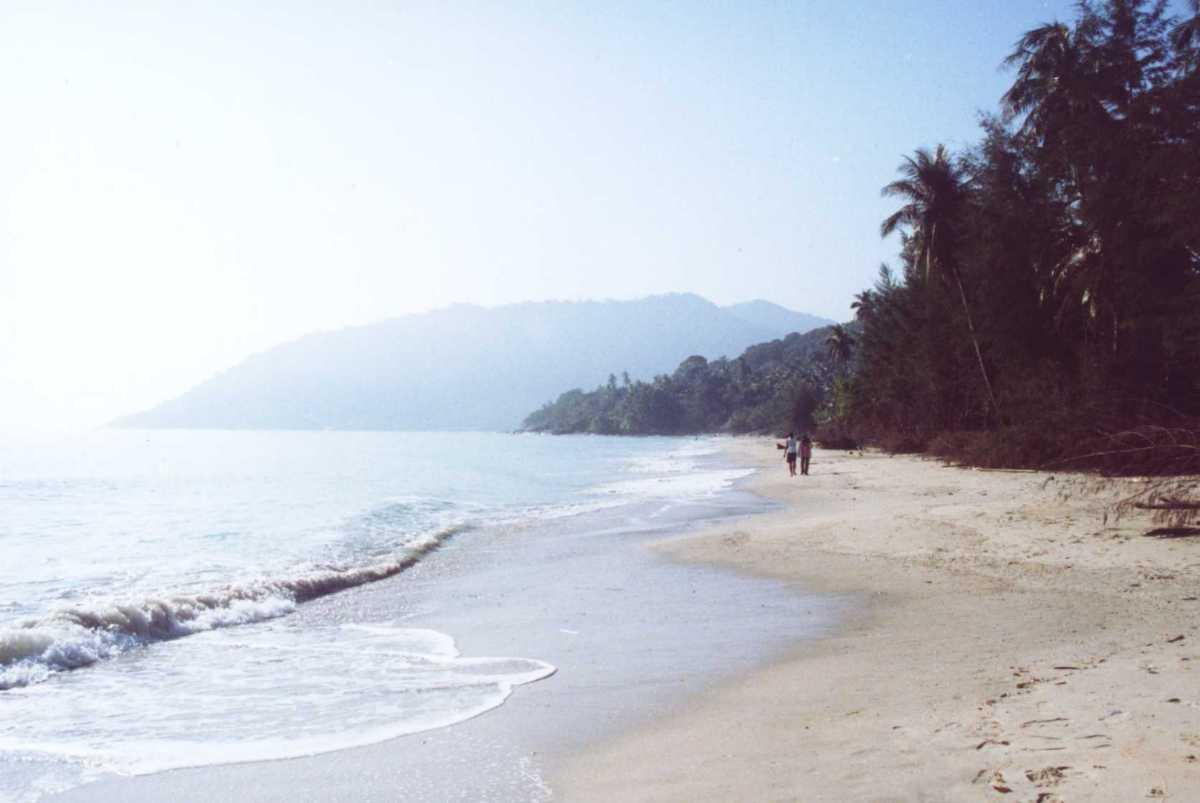Khanom Beach